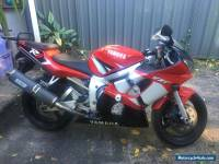 Yamaha 2001 YZF R6
