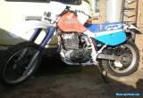HONDA XR600R for Sale
