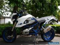 BMW HP2 megamoto. Please watch video for full descripton of bike.