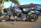 HARLEY DAVIDSON 1986 CUSTOM SOFTAIL. for Sale
