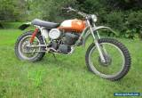 1972 Husqvarna WR  for Sale