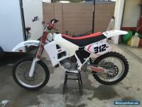 1990 Yamaha YZ
