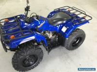 Yamaha Grizzly 350 2009 model 2x4 Quad ATV Hunting Farming Camping