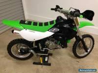 Kawasaki KX 65 2001 - rebuilt, in lovely condition