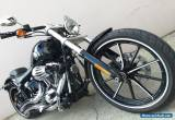 2014 Harley Davidson Breakout with Only 13,500kms, 103ci Custom Softail FXSB for Sale