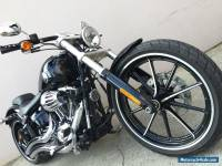 2014 Harley Davidson Breakout with Only 13,500kms, 103ci Custom Softail FXSB