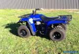 Yamaha ATV  2006 bear tracker for Sale