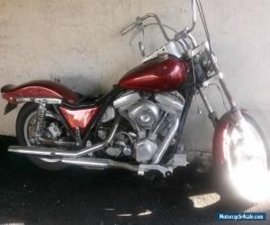 1989 Harley-Davidson FXR for Sale