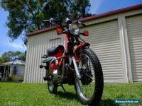 Honda CT110 - Postie Bike -  With RWC