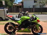 2005 Kawasaki Ninja ZX10R Track / Race Bike