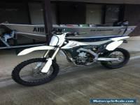 2012 Yamaha YZ450F Motorbike - Limited Edition - Low Hours - Batemans Bay NSW