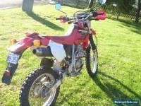 Honda XR 400 2001 Motor Bike
