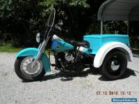 1958 Harley-Davidson Other