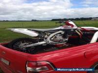 2013 yz450f yamaha motorbike / trail bike