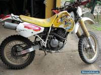 SUZUKI  350 s Trail Bike   1992