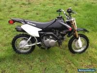 Suzuki DR-Z 70 kids motorbike DRZ 70