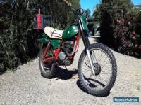 Unregistered Hunting Motorbike