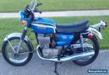 1972 Suzuki INDY for Sale