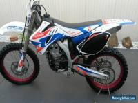 Yamaha YZ250 4 Stroke