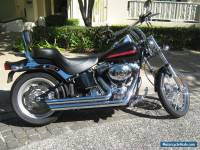HARLEY DAVIDSON SOFTAIL ONLY 7000KM 6SPEED