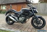 2015 SUZUKI SFV 650 AL4 BLACK for Sale