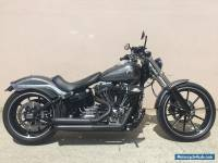 2014 Harley Davidson Breakout Screamin Eagle 120R FXSB Softail