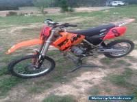KTM 85 Motorbike