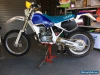 Yamaha WR500