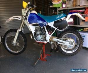 Yamaha WR500 for Sale