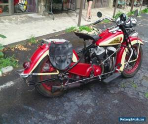 1939 Indian Chief for Sale