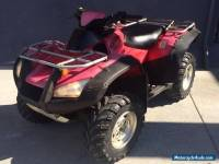 Honda TRX650 Rincon Quad