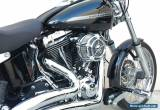 2013 Harley Davidson Softail with Only 8800kms, 103ci Custom FXST for Sale