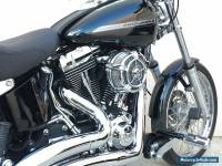 2013 Harley Davidson Softail with Only 8800kms, 103ci Custom FXST