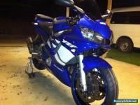 2000 Yamaha R6 600 motorbike