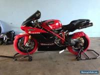 Ducati 1098S track bike / race bike