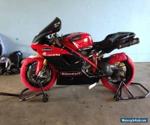 Ducati 1098S track bike / race bike for Sale