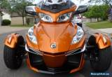 2014 Can-Am Spyder RT-S for Sale