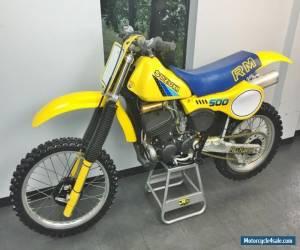 1983 Suzuki RM for Sale