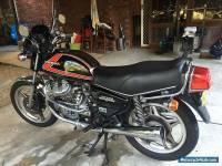 Completely original vintage 1978 Honda CX500 (Learner Approved)