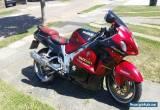1999 SUZUKI GSX 1300 RX RED for Sale