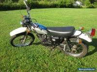 1976 Honda MT125