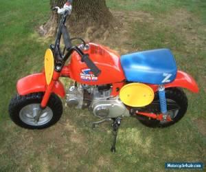 1985 Honda Z50R for Sale