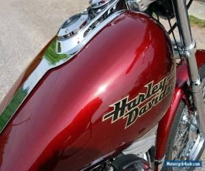 Motorcycle 2000 Harley-Davidson Dyna for Sale