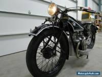 1927 BMW R-Series