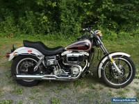 1979 Harley-Davidson Other