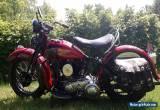 1940 Harley-Davidson Antique, Custom for Sale