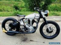 1947 NORTON MODEL 50, ES2, BIG FOUR, RARE BIKE, SHIPPING FREE FOR ANY COUNTRY