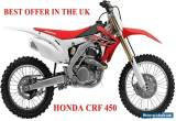 Honda CRF450R dirt bike,motocross, 2016 NEW for Sale