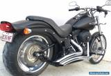 2007 Harley Davidson Night Train with Only 20,000kms Softail FXSTB for Sale