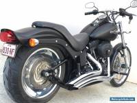 2007 Harley Davidson Night Train with Only 20,000kms Softail FXSTB